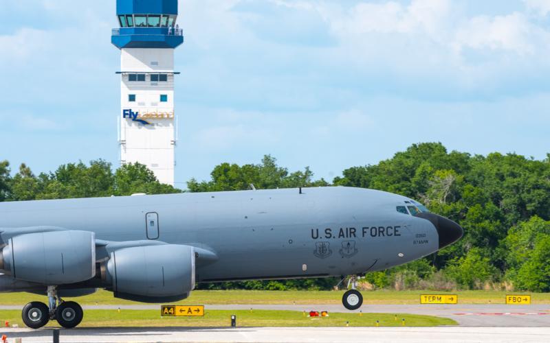 U.S. Air Force One at Fly Lakeland